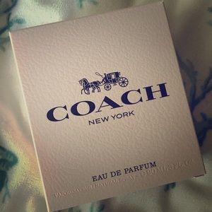 Coach women's fragrance